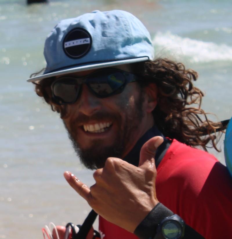 instructor kitesurf valdevaqueros para grupos reducidos