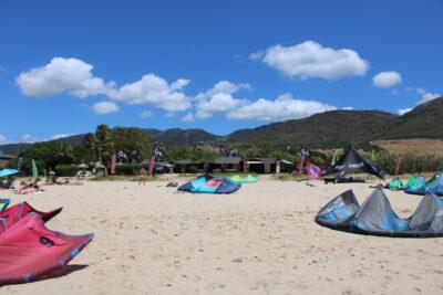 playa valdevaqueros kitesurfing