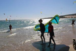 empezando-kitesurf